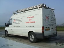 AG Fermetures Maintenance portes industrielles