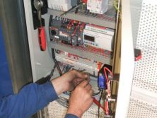 Maintenance portes industrielles